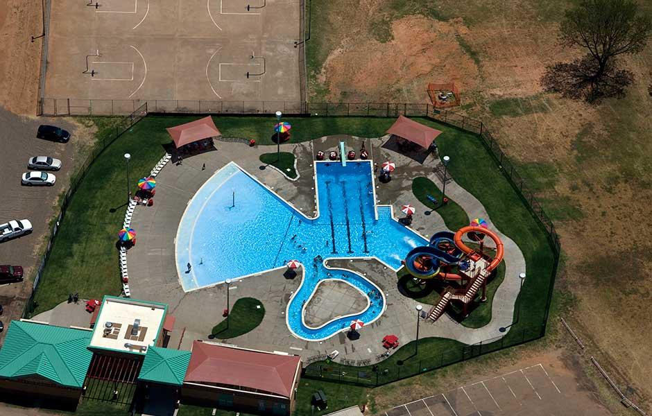 City Of Dallas Careers >> Brownfield Aquatic Center – Sunbelt Pools