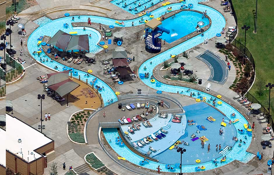 Texas tech university sunbelt pools for Amarillo parks and recreation swimming pools