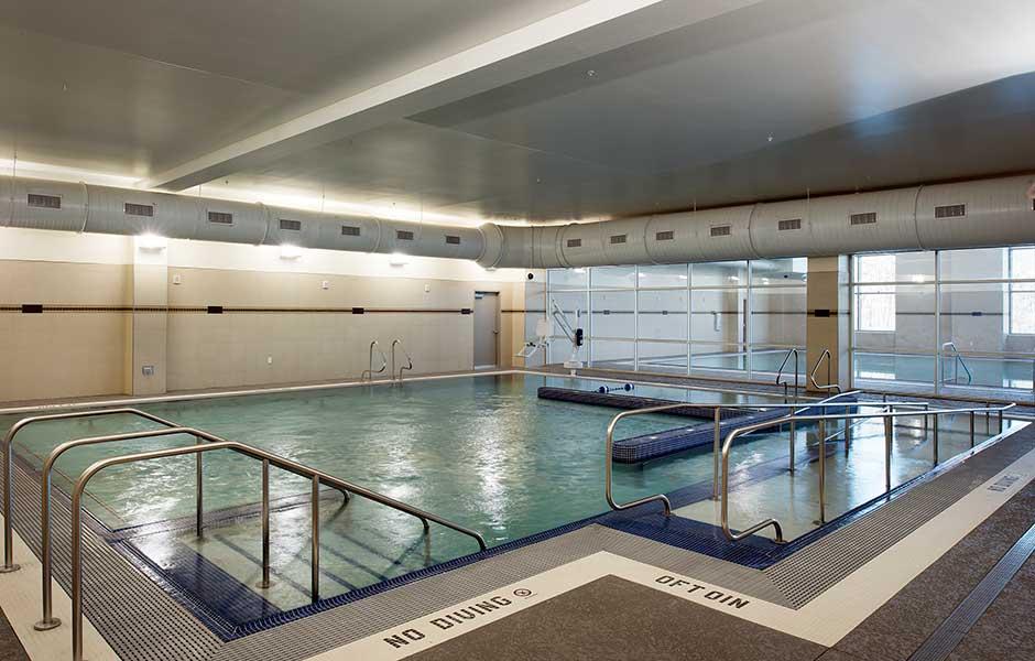 Mercy Health Edmond Sunbelt Pools