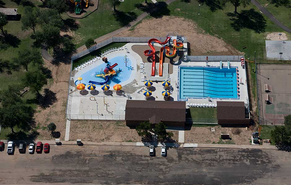 City Of Dallas Careers >> City of Dumas, McDade Park – Sunbelt Pools