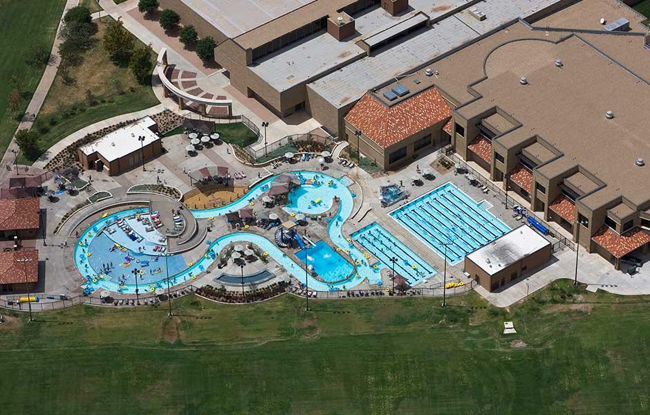 Texas Tech University Sunbelt Pools