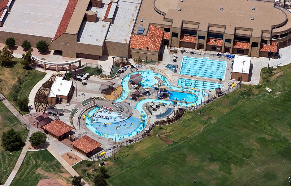 Texas Tech University Sunbelt Pools
