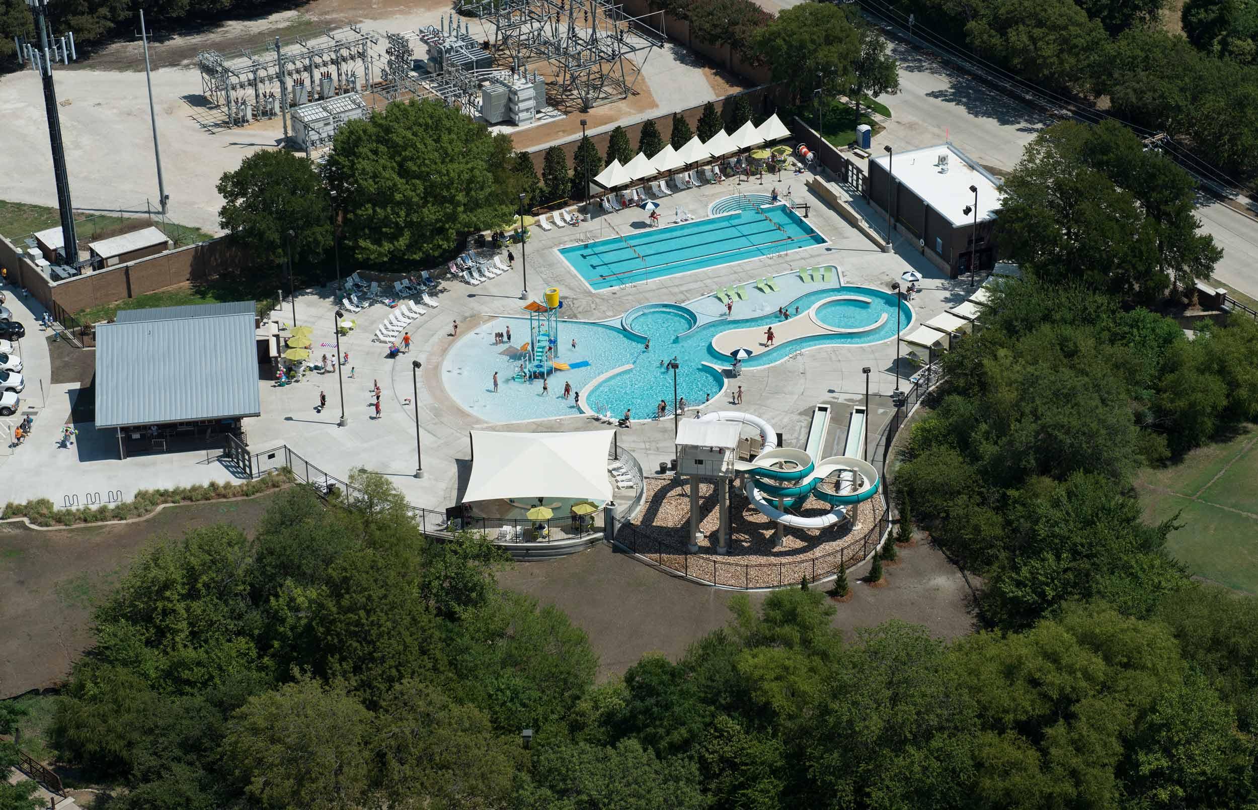 Richardson Heights Aquatic Center Sunbelt Pools