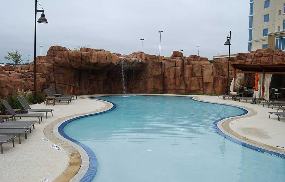 Winstar Casino Sunbelt Pools