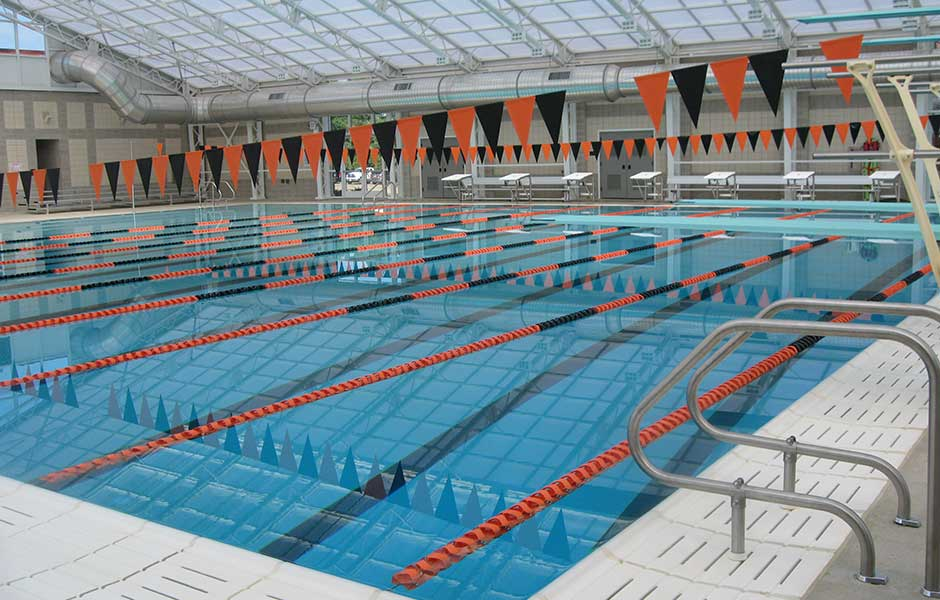 Hendrix College Sunbelt Pools