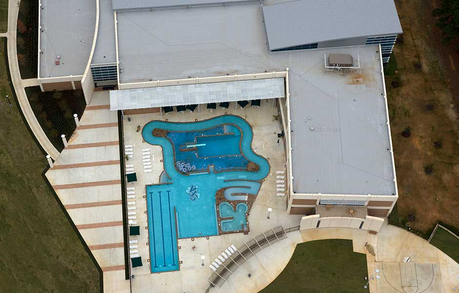 Stephan F Austin University Sunbelt Pools