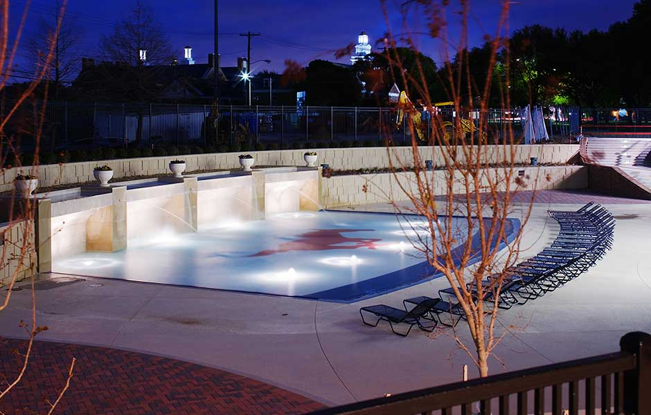 Smu Dedman Center Sunbelt Pools
